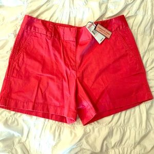 Vineyard Vines Coral Shorts Size 10
